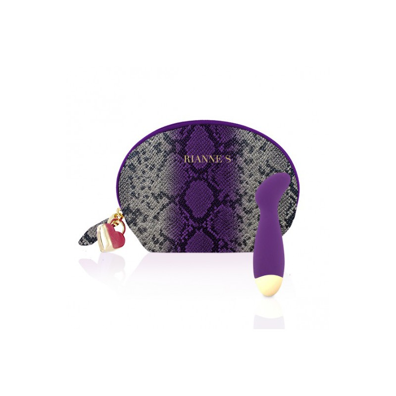 Wibrator Rianne S Essentials Boa Mini G Deep Purple