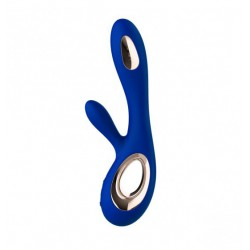 Wibrator Lelo Soraya Wave Midnight Blue (6)