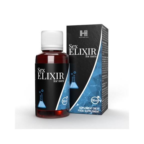 Sex Elixir for Men 30 ml