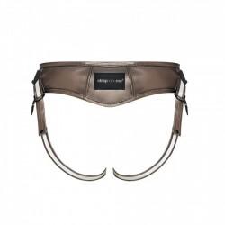 Leatherette Harness Desirous (9)