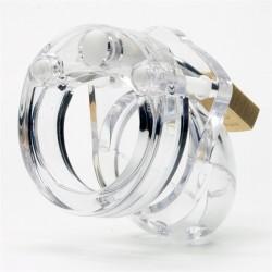 CB-X Mini Me Chastity Cage Clear (2)