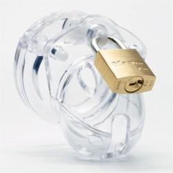 CB-X Mini Me Chastity Cage Clear (4)