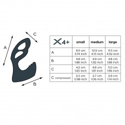 Joy Division XPANDER X4+ Medium (4)