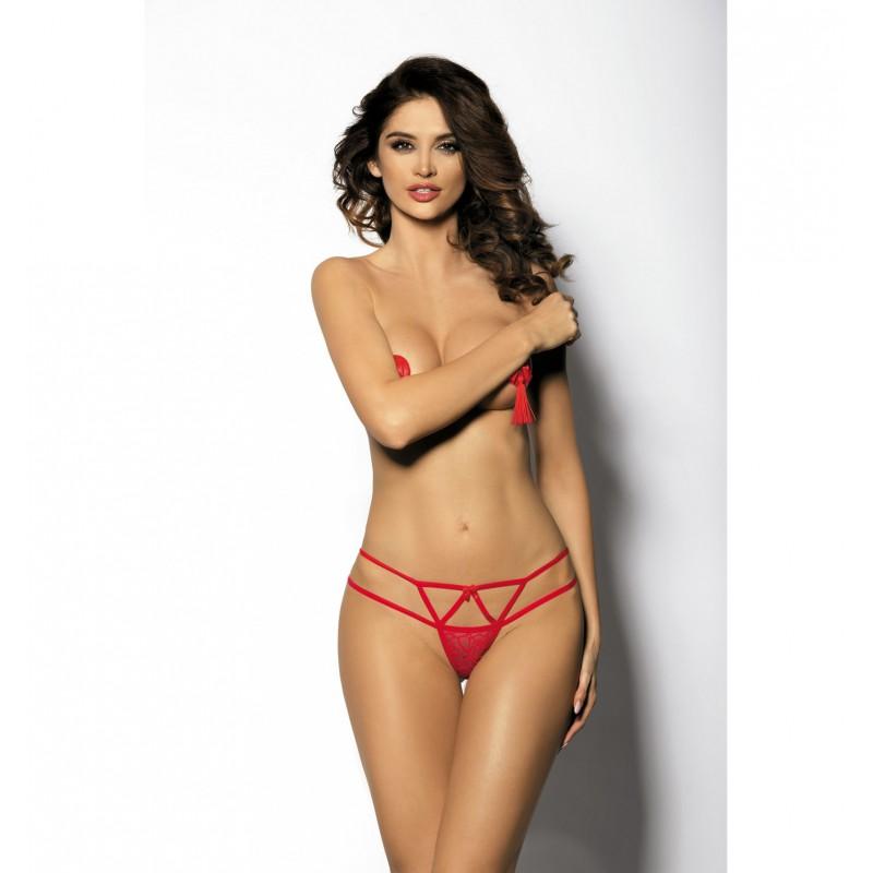 Gloria red XL