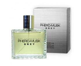 Phero-Musk Grey 100 ml - Perfumowane Feromony Dla Mężczyzn