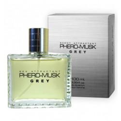 Phero-Musk Grey 100 ml - Perfumowane Feromony Dla Mężczyzn (2)