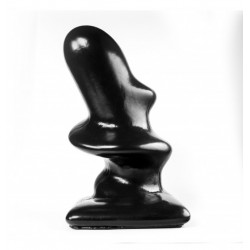Korek analny Mister B - Jan Buttplug (czarny) MB18