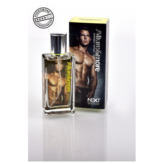 Miyoshi Miyagi Next Allure & More Vert for men 30 ml