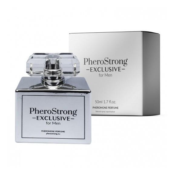 Feromony PheroStrongExclussive for Men 50 ml - Feromony Dla Mężczyzn