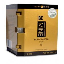 Lovely Lovers BeMINE Eau De Parfum for Man 2 ml (6)