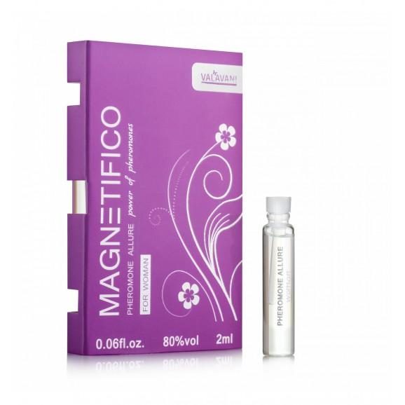 MAGNETIFICO Allure for Woman 2 ml - Perfumowane Feromony