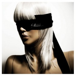 Opaska na oczy Bijoux Indiscrets - Shhh