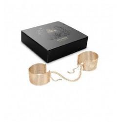 Kajdanki Bijoux Indiscrets - Désir Métallique Handcuffs (złote) (4)