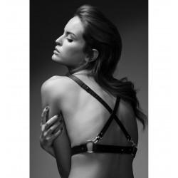 Uprząż Bijoux Indiscrets - MAZE X Harness Black (5)