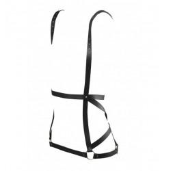 Uprząż Bijoux Indiscrets - MAZE Arrow Dress Black (3)