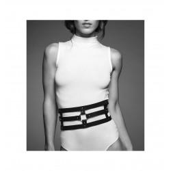Szeroki Pas Bijoux Indiscrets - MAZE Wide Belt Black (3)