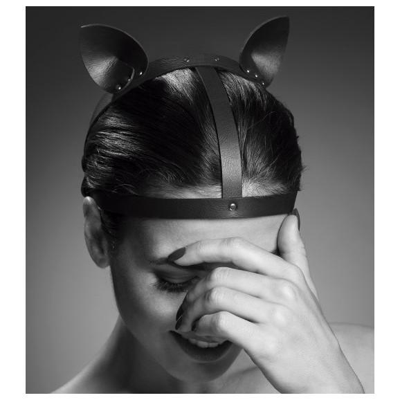 Kocie uszy Bijoux Indiscrets - MAZE Head Piece Brown