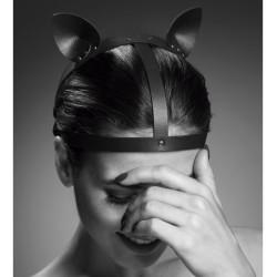 Kocie uszy Bijoux Indiscrets - MAZE Head Piece Brown (2)
