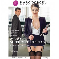 DVD Marc Dorcel - Manon, Rookie Secretary