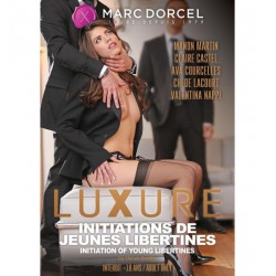DVD Marc Dorcel - Luxure: Initiation of Young Libertines (2)
