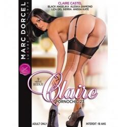 DVD Marc Dorcel - Claire Pornochic 23 (2)