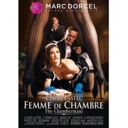 DVD Marc Dorcel - Claire Castel, the Chambermaid (2)