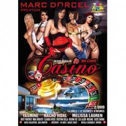 DVD Marc Dorcel - Casino no limit