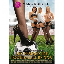 DVD Marc Dorcel - Footballer's Housewives
