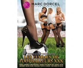 DVD Marc Dorcel - Footballer's Housewives