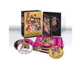 DVD Marc Dorcel - Fantasies box (4-pack)