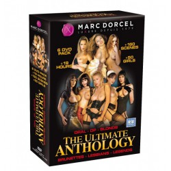 DVD Marc Dorcel - The Ultimate Anthology (6-pack)
