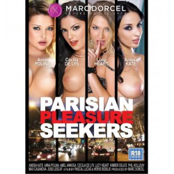 DVD Dorcel - Parisian Pleasure Seekers