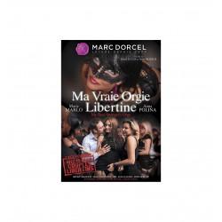 DVD Dorcel - My Real Swingers' Orgy (3)