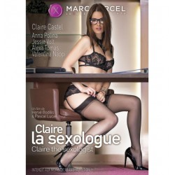 DVD Dorcel - Claire the Sexologist