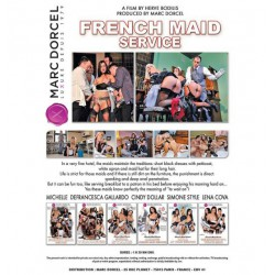 DVD Dorcel - French Maid Service - 6 x DVD (2)