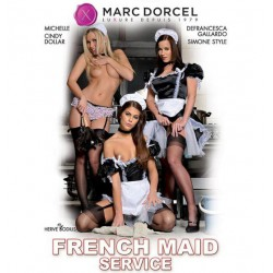 DVD Dorcel - French Maid Service - 6 x DVD (3)