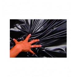 Prześcieradło winylowe JoyDivision Feucht-Spielwiese 180 x 260 cm (czarne) (3)