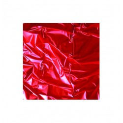 Prześcieradło winylowe JoyDivision Feucht-Spielwiese 180 x 260 cm (czerwone) (2)