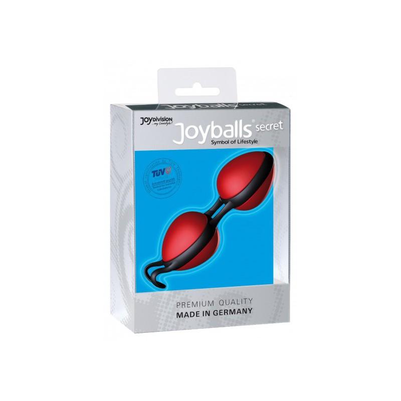 Kulki gejszy Joyballs Secret (czerwień/czerń)