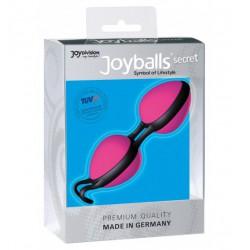 Kulki gejszy Joyballs Secret (róż/czerń) (2)