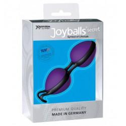 Kulki gejszy Joyballs Secret (fiolet/czerń) (2)