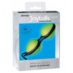 Kulki gejszy Joyballs Secret (zieleń/czerń) (2)