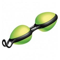 Kulki gejszy Joyballs Secret (zieleń/czerń) (3)