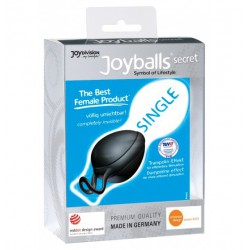 Kulka gejszy Joyballs Secret Single (czerń) (3)