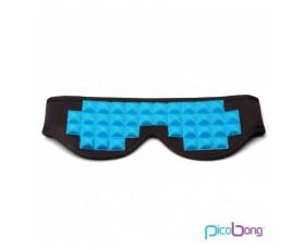 Opaska Picobong - See No Evil, niebieska