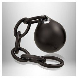 Kulka gejszy Rocks-Off - Lust Linx - Ball and Chain (10 speed) black