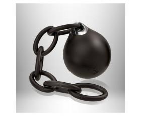 Kulka gejszy Rocks-Off - Lust Linx - Ball and Chain (10 speed) black