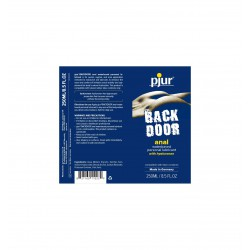 Lubrykant analny pjur Back Door Comfort Anal Glide 250 ml
