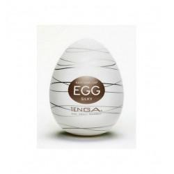 Masturbator Tenga Egg - Silky (2)