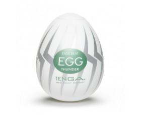 Masturbator Tenga - Hard Boiled Egg - Thunder